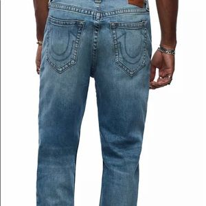Men's true religion distressed jeans Logan size 31